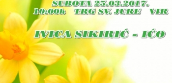Pozdrav proljeću i Dan narcisa u subotu na Viru