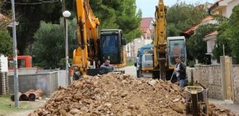 Započeli radovi na vodovodu i kanalizaciji ii. i iii. faze u Prezidi, nastavljeni radovi u naseljima Luka i Miljkovica