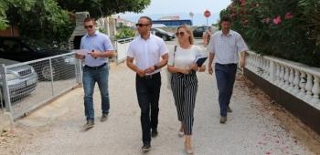 Predstavnici Općine Vir i komunalnih poduzeća do kraja ljetne sezone obilaze virska naselja