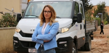 Radove II. i III. faze vodovodnog i kanalizacijskog sustava otoka Vira na Starom putu i Miljkovici vodi Sanja Carević