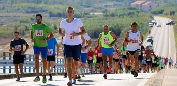 Održan 5. Međunarodni maraton Zadar-Vir