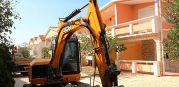 MILENIJSKI PROJEKT. Nastavljeni su radovi na izgradnji vodovodne i kanalizacijske mreže otoka Vira