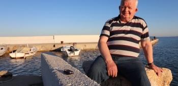 Prekaljeni umirovljeni reporter Večernjeg lista 76-godišnji Mato Putrić prvi put je došao na otok Vir i ostao fasciniran.