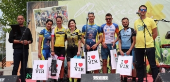 Održan drugi »MTB Cross Country Race« od Kraljevskih vinograda u Petrčanima do otoka Vira