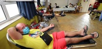 Na prvoj ovogodišnjoj akciji darivanja krvi na Viru pristupilo je čak 63. darivatelja uz pridržavanje svih epidemioloških mjera